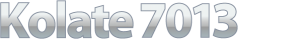 Kolate 7013 Logo