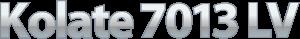Kolate 7013 LV Logo